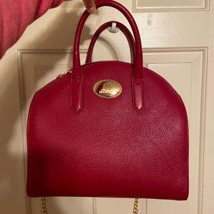 Roberto Cavalli leather purse